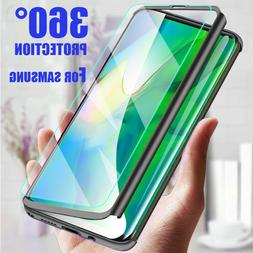 360° Full Case + Screen Protector For Samsung S10 S8 S9 Plu