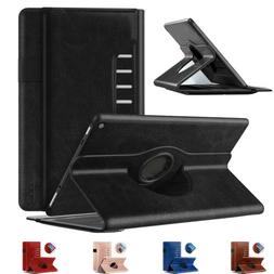 Moko 360 Rotating Leather Case Smart Cover Swivel Stand For