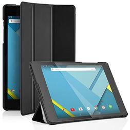 MoKo Google Nexus 9 Case - Slim Lightweight Smart Shell Stan