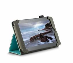 NuPro Fire Standing Case , Turquoise