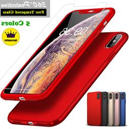 Ultra Thin Slim Hard Case Cover For Apple iPhone 8 7 6 6S Pl