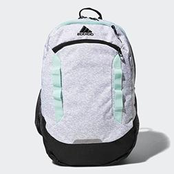 adidas Excel Iv Backpack, Grey Two Pixel/Clear Mint Green/Bl