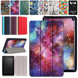 "For All-New Amazon Fire 7 2019 7"" inch Tablet Case Flip Thin"