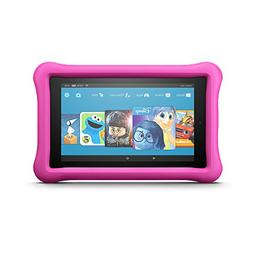 "All-New Fire 7 Kids Edition Tablet, 7"" Display, 16 GB, Pink"