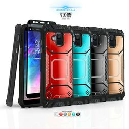 ALLOY COVER PHONE CASE FOR ] +BLACK GLASS