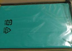 "NuPro Amazon Case for 10"" Tablet Turquoise Brand new in orig"