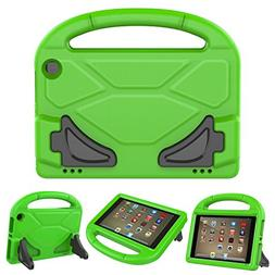 Amazon Fire HD 8 Kids Case -Roasan Light Weight Shock Proof