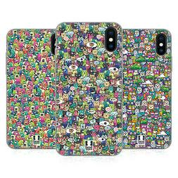 HEAD CASE DESIGNS ANIMAL OVERLOAD SOFT GEL CASE FOR APPLE iP