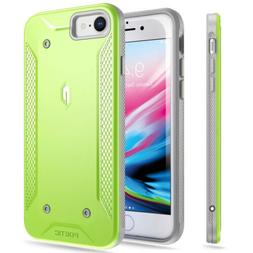 Apple iPhone 7 8 Case Poetic Shockproof Dual Protection Rugg