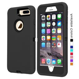 For Apple iPhone 7 8 Plus Case with Belt Clip | Fits Otterbo