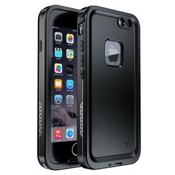 For Apple iPhone 7 8 Plus Waterproof Shockproof Case FRE wit