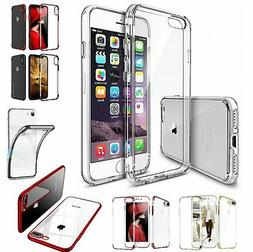 For Apple iPhone 7 8 Plus X XS MAX XR Case Shockproof Silico