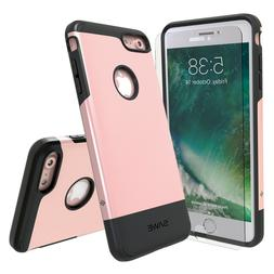 SAWE For Apple iPhone 7 Shockproof Hard TPU Case Cover with