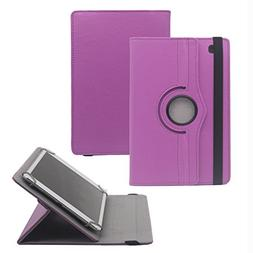 "Tsmine Barnes & Noble NOOK BNTV450 7"" Tablet Rotating Case -"