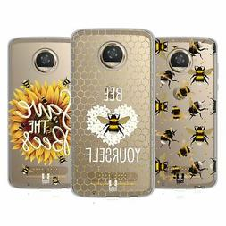bees gel case for motorola phones