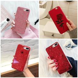 Bling Glitter Luxury Cute Case Protective Cover For iPhone 7