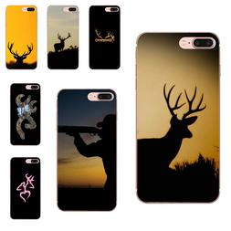 Browning Hunting Deer <font><b>Head</b></font> For Apple iPh