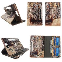 """Camo Tail Deer tablet case 7 inch for Asus Nexus 7"""" 7inch an"""