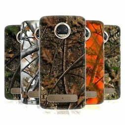 HEAD CASE DESIGNS CAMOUFLAGE HUNTING HARD BACK CASE FOR MOTO