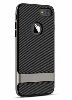 JETech Carbon Fiber Case for iPhone 8 and iPhone 7 Shock-Abs