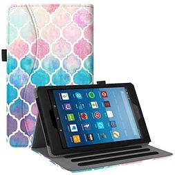 Fintie Case for All-New Amazon Fire HD 8 Tablet  -  Folio St