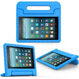 MoKo Case for All-New Amazon Fire 7 Tablet  - Kids Shock Pro