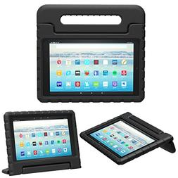 MoKo Case for Amazon Fire HD 10 Tablet , Kids Shock Proof Co