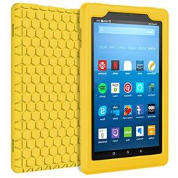 MoKo Case for All-New Amazon Fire HD 8 Tablet  -  Light Weig