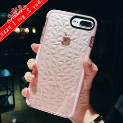For iPhone XR XS Max 7 8Plus 11 Pro Max Case Clear Diamond C