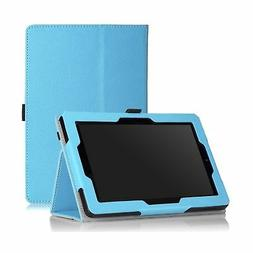 MoKo Case for Fire HD 7 2014 - Slim Folding Cover with Auto