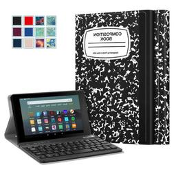 Case For Amazon Fire 7 9th Generation 2019 Tablet Cover with