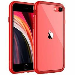 JETech Case for Apple iPhone SE 2nd Generation, iPhone 8 and