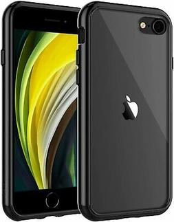 JETech Case for Apple iPhone SE 2nd Generation iPhone 8 and