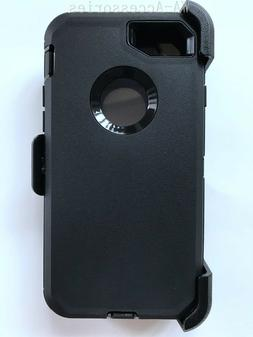 New Defender Case With Belt Clip&Screen Protector For iPhone