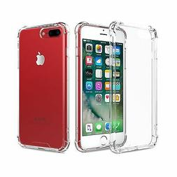 MoKo Case for iPhone 7 Plus - Shock Absorption Flexible TPU