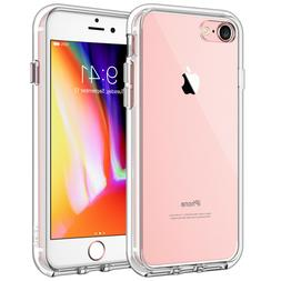 JETech Case for iPhone 8 and iPhone 7 Shock-Absorption Bumpe