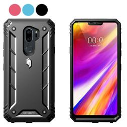 Case For LG G7 ThinQ Poetic【Revolution】Full-Body Rugged