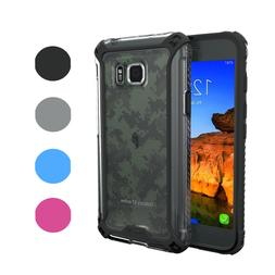 For Galaxy S7 Active Case 4Color Poetic【Affinity】Soft Sh