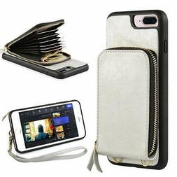 Cases Holsters & Sleeves IPhone 7 Plus Zipper Wallet Case,iP