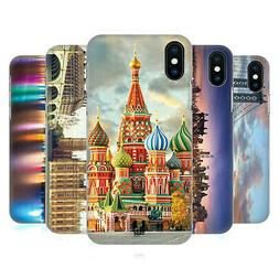 HEAD CASE DESIGNS CITY SKYLINES HARD BACK CASE FOR APPLE iPH
