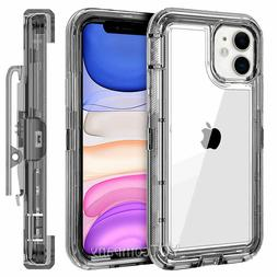 Clear Crystal Case for iPhone 11 Pro XS MAX XR 6 7 8 Plus SE
