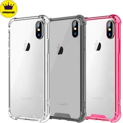Clear Case Cover For iPhone SE2 XS Max 11 Pro Max XR X 6 6S