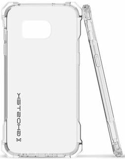 For Galaxy S7 Edge Case | Ghostek COVERT Slim Clear Hybrid T