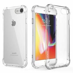 Moko Crystal Clear Cover Case TPU Gel Bumper for iPhone X Xs