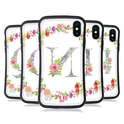 HEAD CASE DESIGNS DECORATIVE INITIALS 2 HYBRID CASE FOR APPL