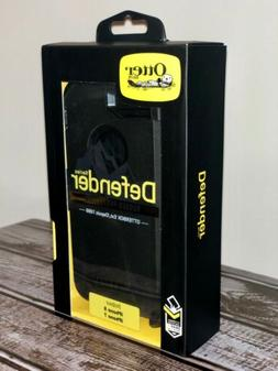 OtterBox Defender IPhone 7/8 Series Case. Black!!! With Clip