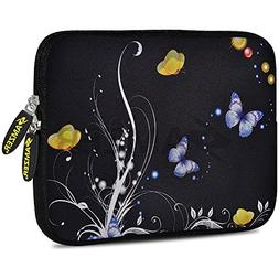 Amzer 7.75-Inch Designer Neoprene Sleeve Case Cover Pouch fo