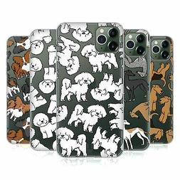 HEAD CASE DESIGNS DOG BREED PATTERNS 4 SOFT GEL CASE FOR APP