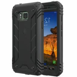 Dust Resistant w/ Built-In Screen Protector Case for Samsung