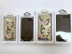 Incipio Esquire Design Flower Series Clear Case Cover iPhone